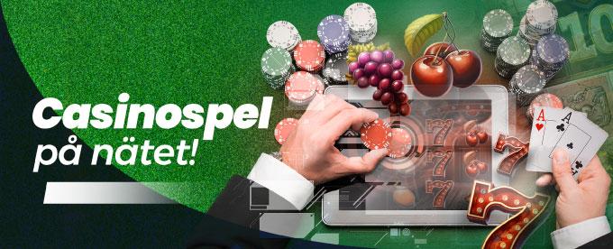 casinospel på nätet är roligt